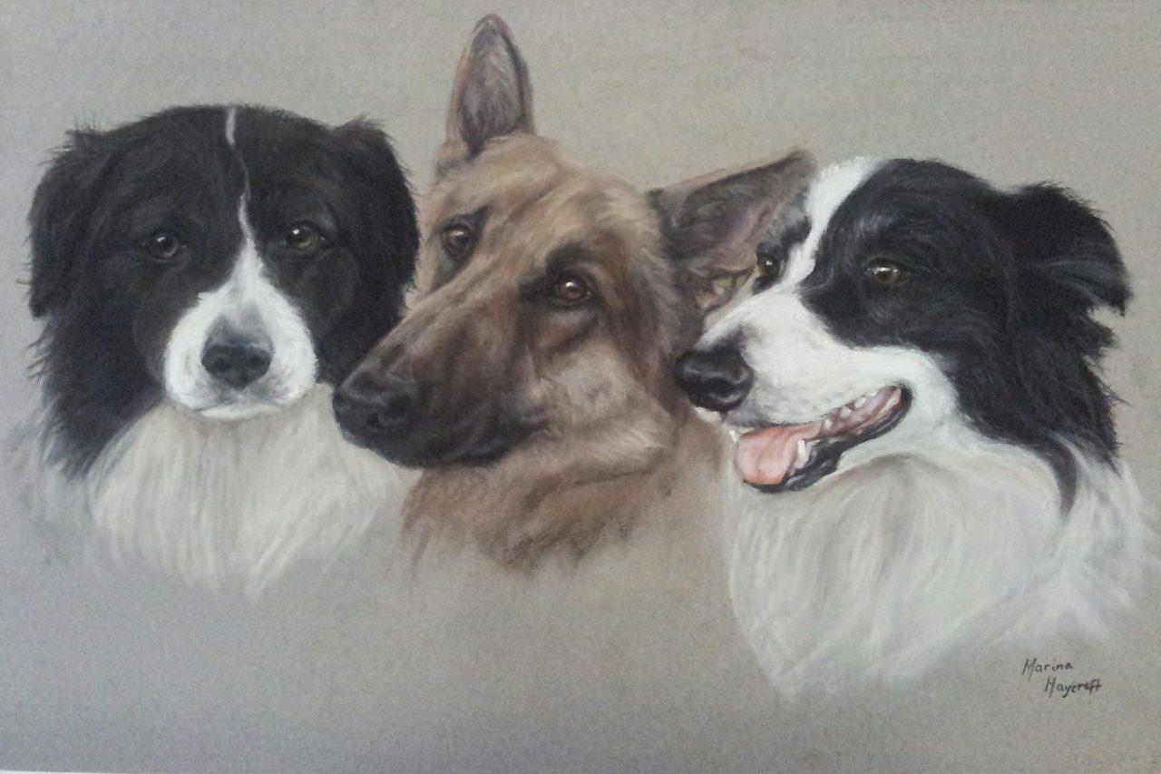 https://www.customhorseportraits.com/wp-content/uploads/Dogs-1280x853.jpg